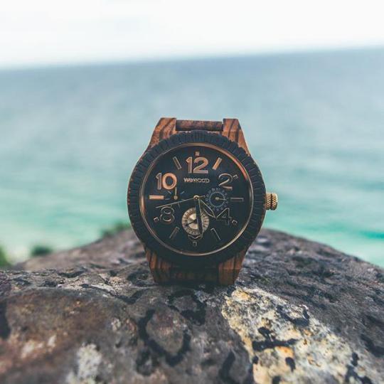 WEWOOD | WEWOOD木制手表——简约但不简单