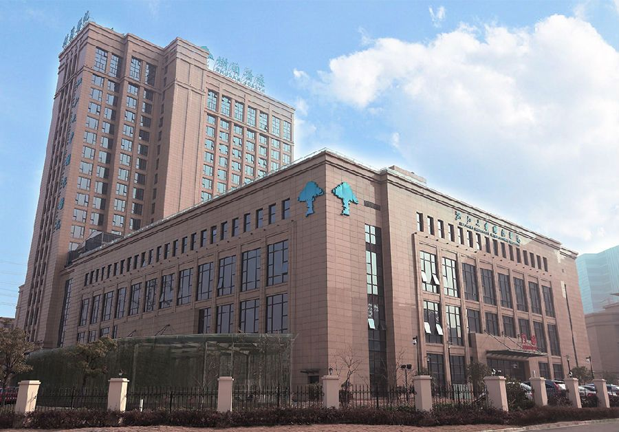 位于东新路848号的浙江大学国际医院(树兰医院)
