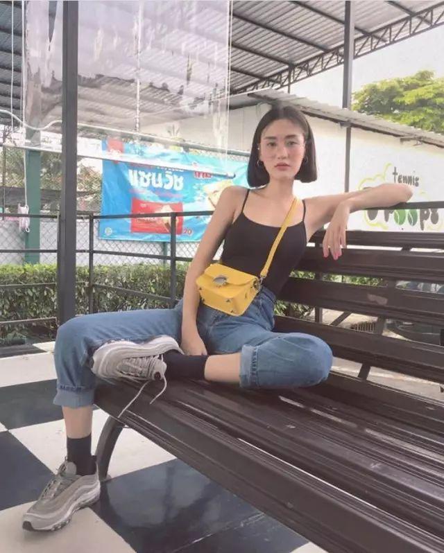 泰国短发网红grace分享展示