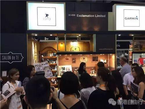 """手表也能""""传""""情?香港钟表展上CUPID MEMORY惊艳全"""