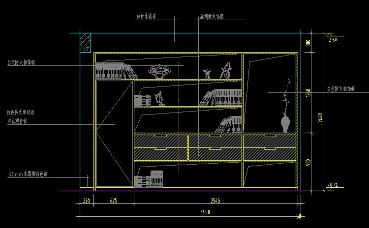 海量室内cad图纸分享,总有一款装修你的家