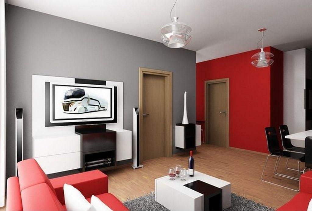 一室一厅房子设计图