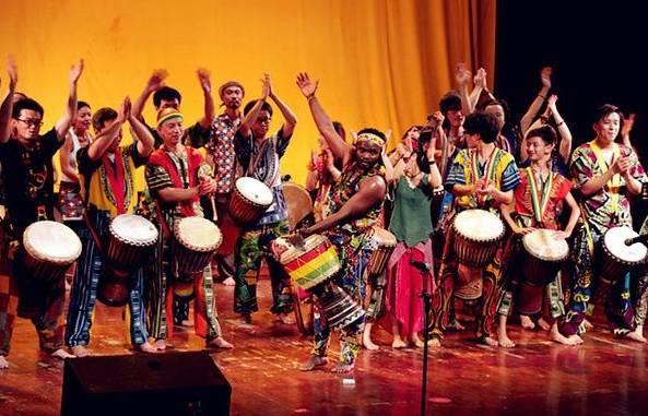 鼓舞飞扬—幼儿非洲鼓教学项目师资培训(北京)