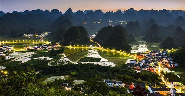 万峰林2019年旅游人数