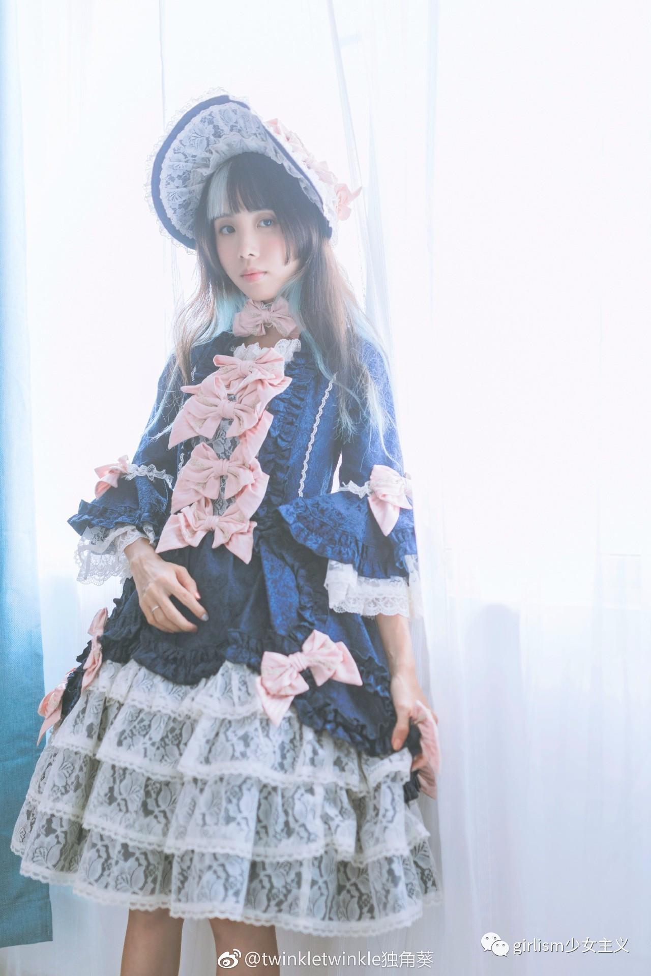 【搭配推荐】Lolita每日穿搭(2017.9.14)