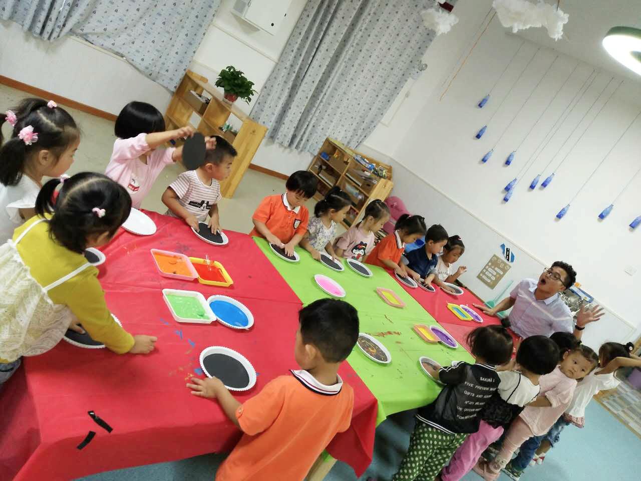艺术之路,从香港艾尔斯堡幼儿艺术特长班开始