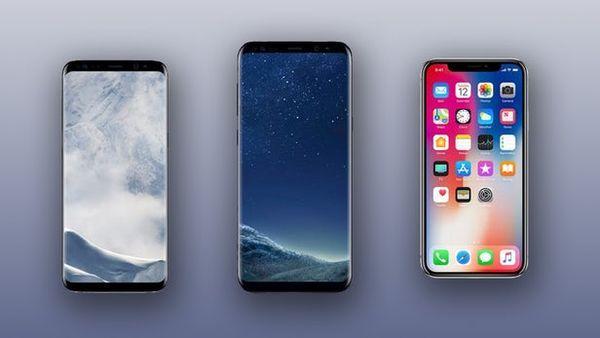 你选谁?iPhone X和Galaxy S8/S8+规格参数对比的照片 - 1