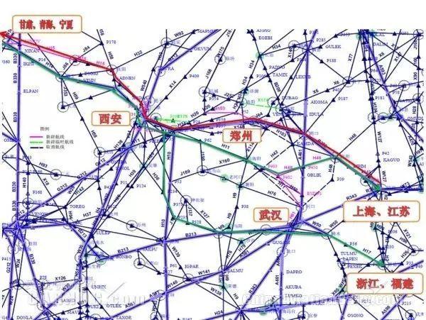 """地方丨""""沪兰空中大通道""""方案实施,惠及我国8省1市48个机场"""