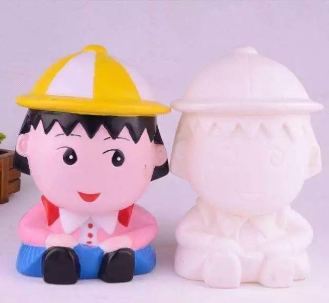 """【卓展文化课堂】""""童年储蓄银行""""---储蓄罐diy手绘活动"""