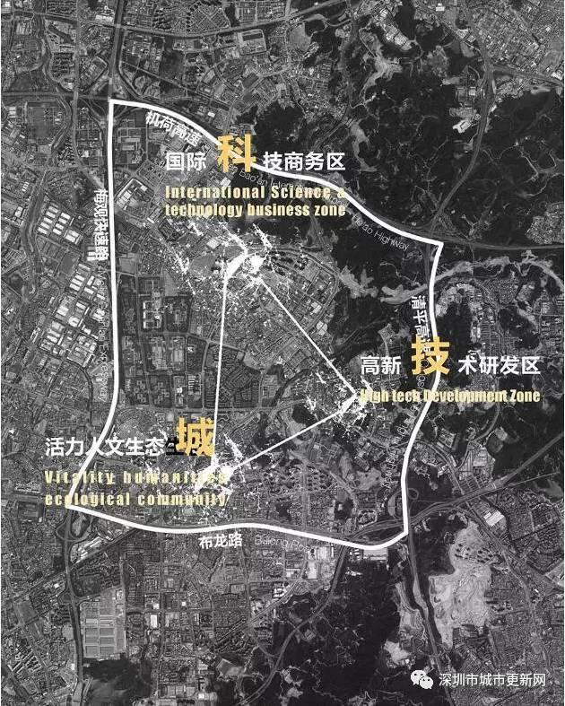 是时候买坂田了 坂雪岗科技城规划大曝光 5年投资超1000亿,推建55个项目,新建4所九年一贯制学校