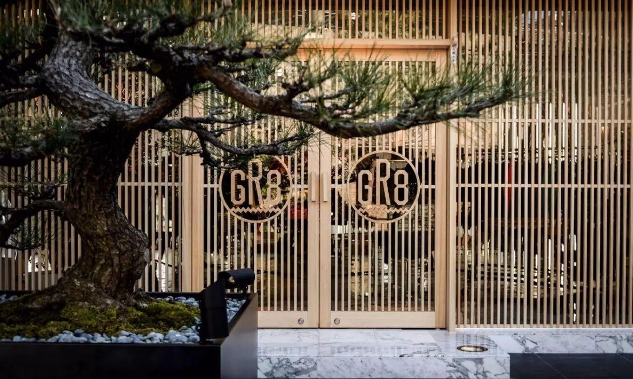 这个日式古风庭院,聚集了最前卫,潮流的品牌图片