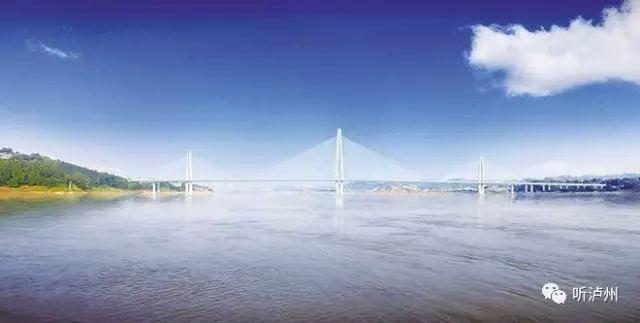 長江六橋主橋建設啟動 雙向8車道預留輕軌
