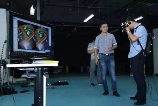 瑞立视与奥创科技共同助力航天科工,共建国家虚拟现实实验室
