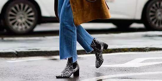 秋天的靴子可不止一种选择!