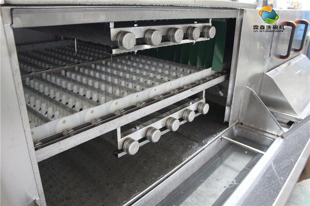 餐具清洗厂使用洗碗机流水线时保养技巧