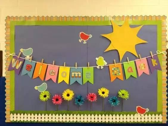 幼儿园每月主题墙设计方案(小,中,大班齐全)
