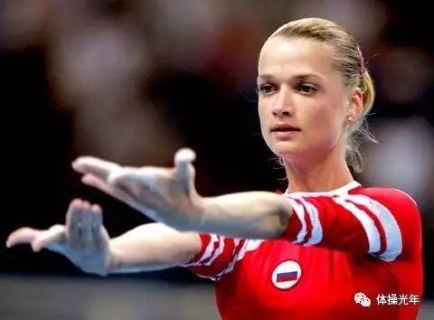 体操界的特朗普?霍尔金娜自传摘录