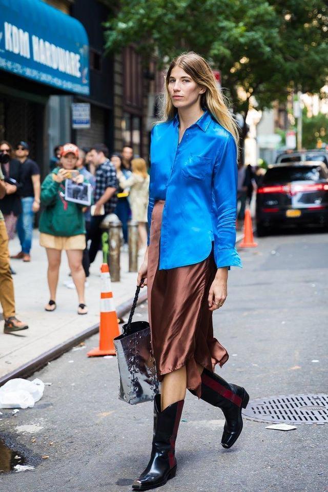 Venvee:黑白灰不再是永恒的经典?鲜艳居然成为了纽约时装周新宠