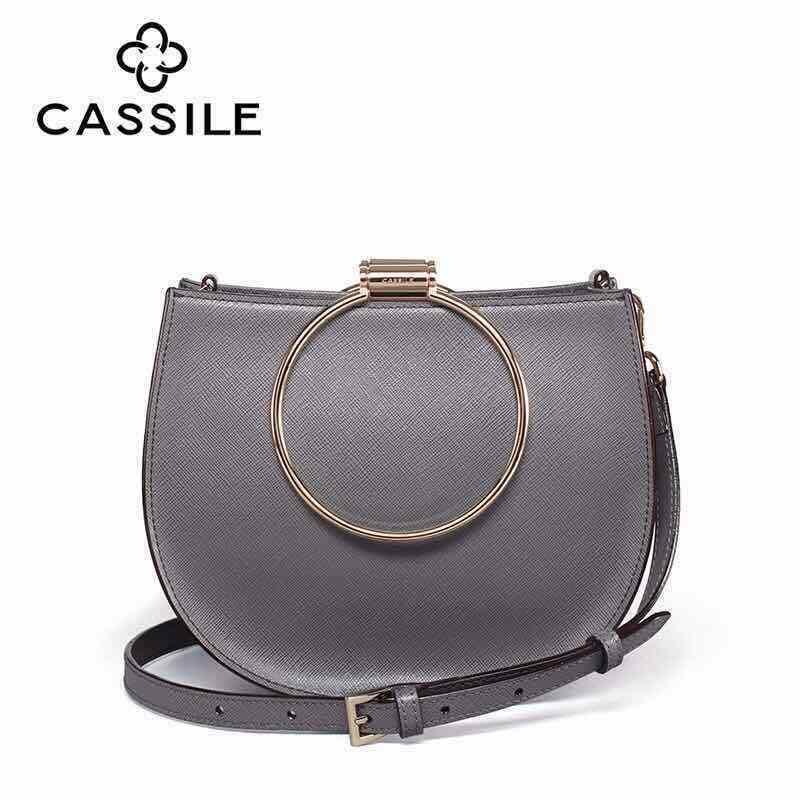 爱不释手|CASSILE2017初秋新款包包来袭!