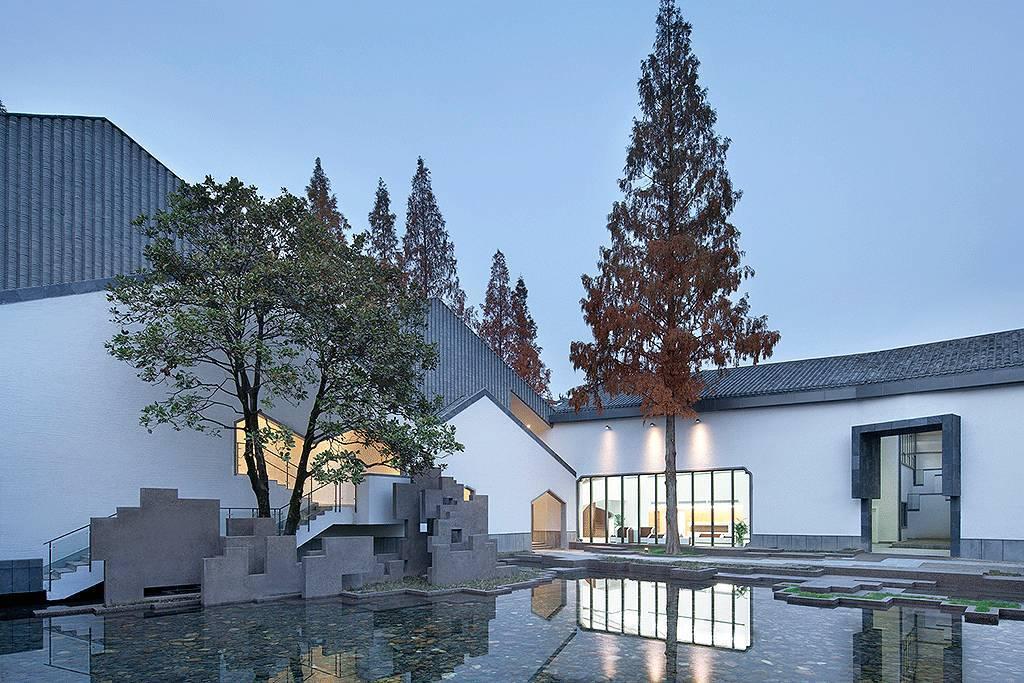 别墅院子,中式or西式哪个更美