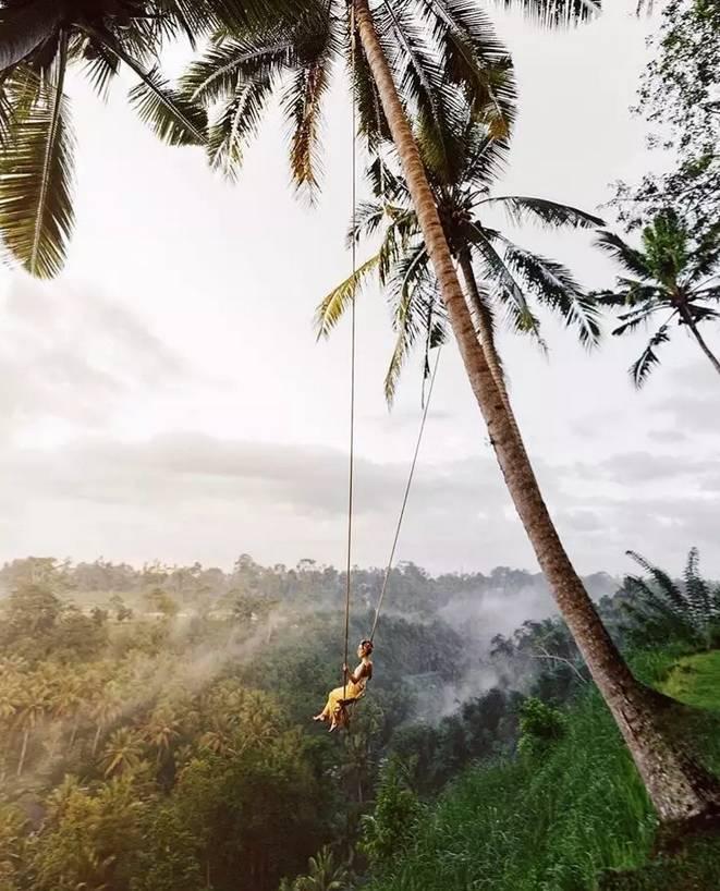 ins网红们从未公开的巴厘岛超小众拍照地最后一个秒杀所有