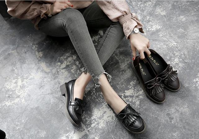 论牛津鞋的时尚搭配