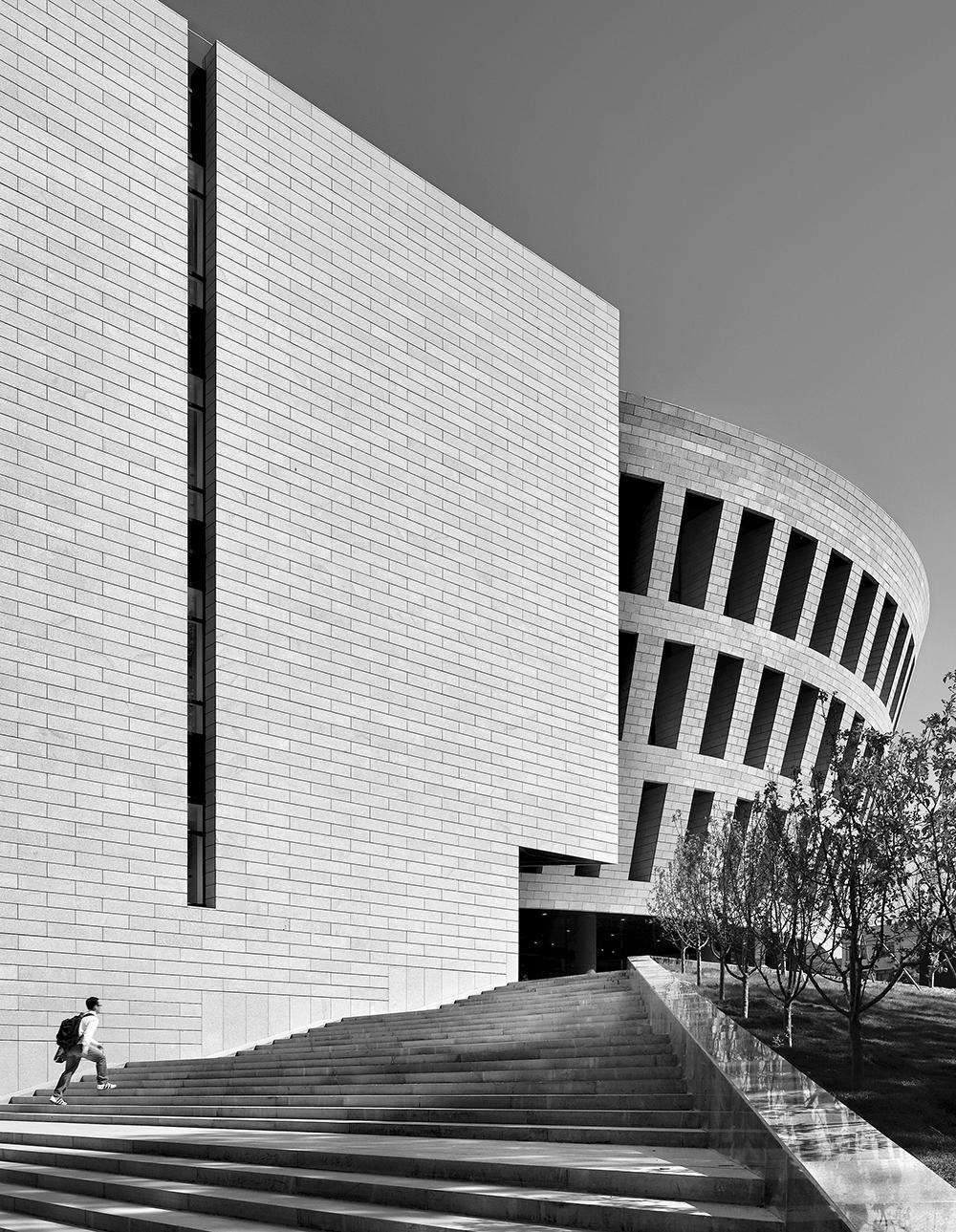 理想之境 马里奥 博塔建筑与设计展 在清华艺博开幕