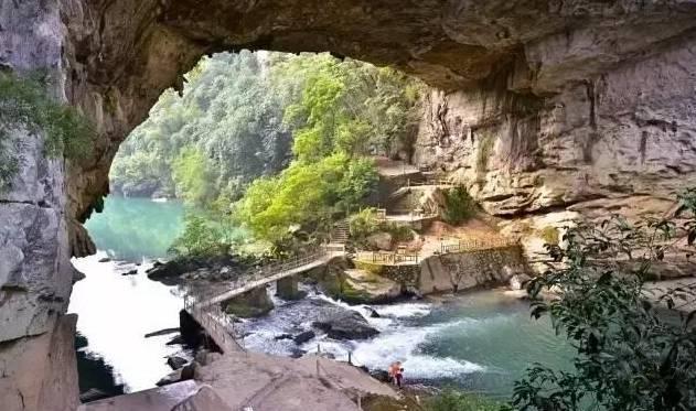 广西这些地质公园,风景惊艳你的双眼