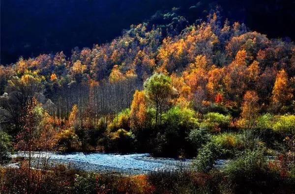 四川这个鲜为人知的绝美仙境,低调得让人心疼!