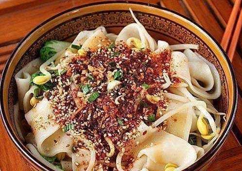 《那年好想月正圆》里出现的西安美食,看了花开去陕西亿和田川美食图片
