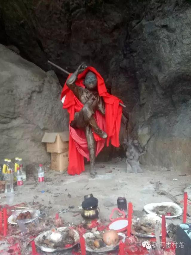 登山求佛,探访全国唯一的齐天大圣古庙,网站推广