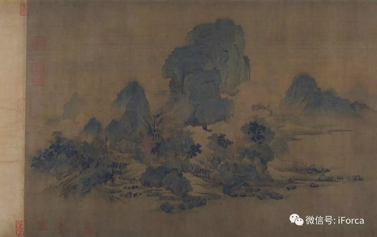 《千里江山》展,不仅仅只有《千里江山图》
