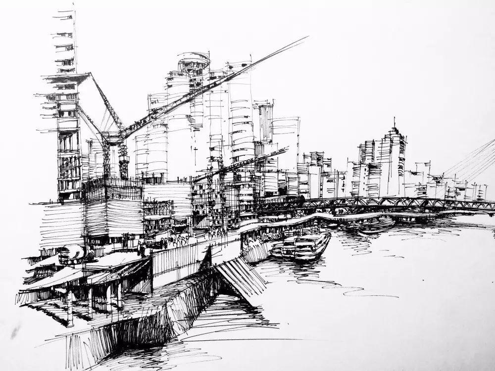 星特训·2017 | 阅读重庆,手绘山城