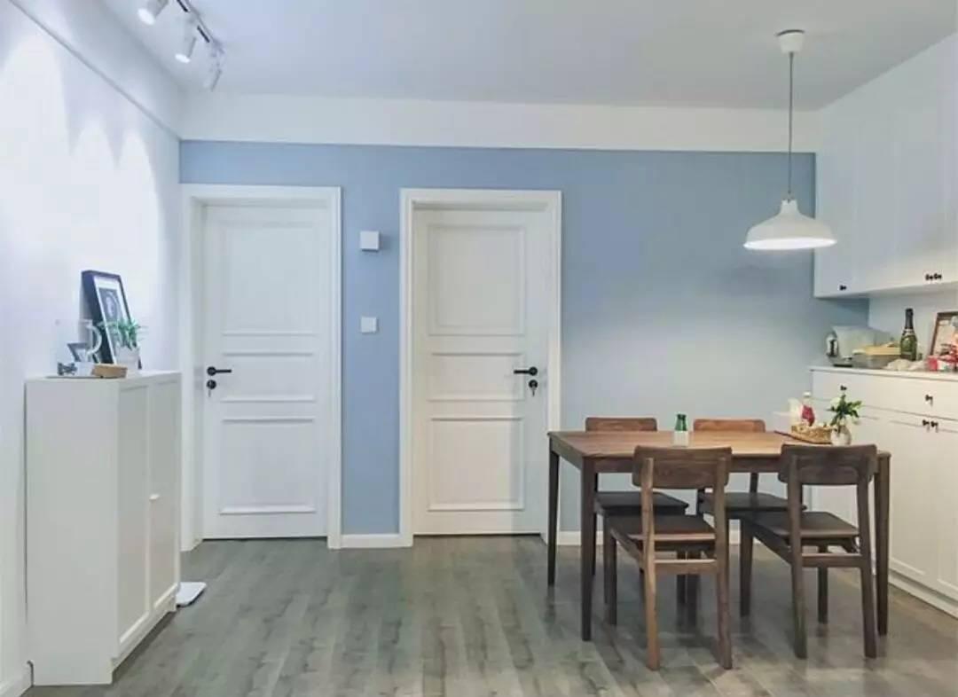 房门的颜色,如何搭配才算美?