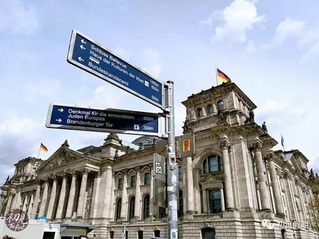 柏林, 见证历史, 创造未来.图片