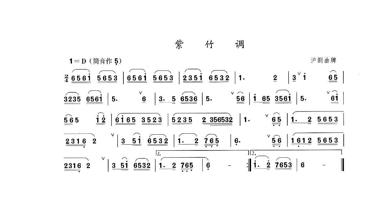 【紫竹调】新爱琴·从零开始学竹笛