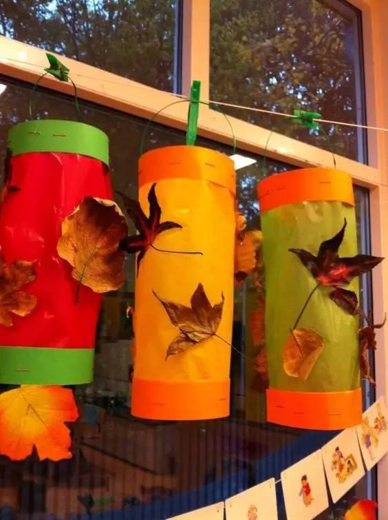 幼儿园中秋节创意手工,贺卡,嫦娥,玉兔,月亮,月饼,花灯全都有!