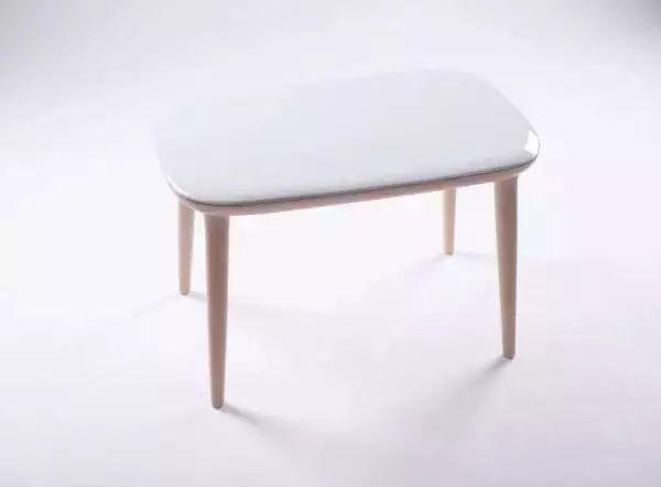 竹签手工制作大全桌子