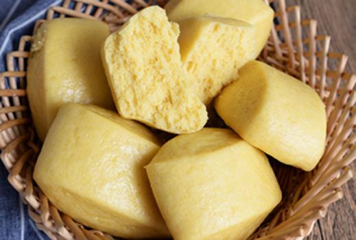 2岁宝宝食谱大全:玉米面刀切馍的做法