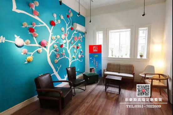 让家变得高大上 五步搞定艺术墙面—太原乐豪斯