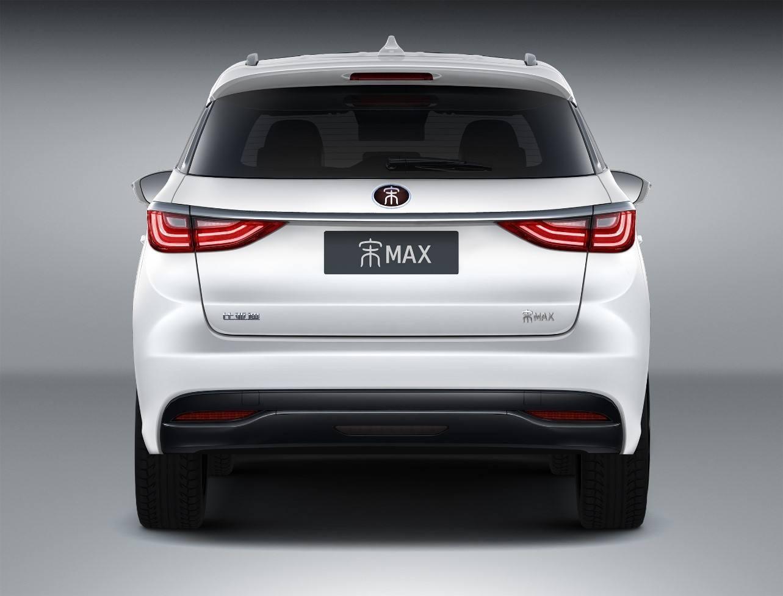 计9万元起售 比亚迪全新MPV车型 宋MAX高清图片