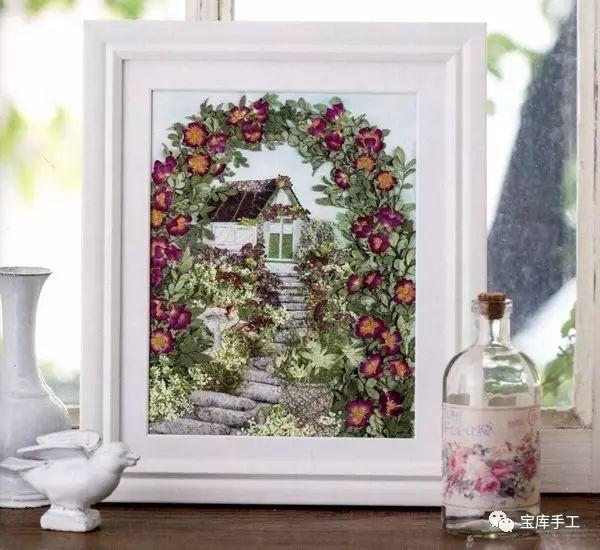 叶子的游戏,秋天的风景画,可爱的小动物,书签小饰品等作品满载!