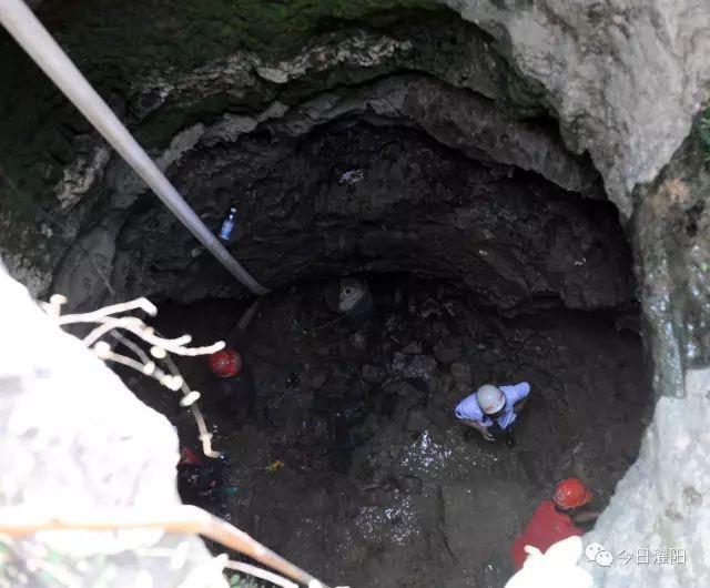 桂林灌阳疑似沉睡83年的红军烈士遗骸出井并进行现场鉴定 - wmj69888 - wmj69888的博客