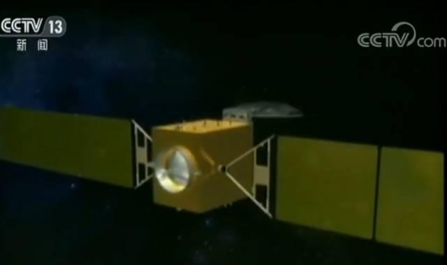 35颗卫星 3重天网 中国这个全球定位系统厉害了!