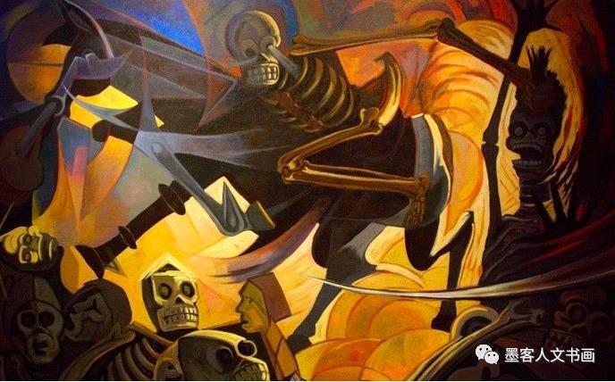 墨西哥壁画运动_墨西哥壁画运动作品