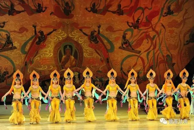 第二届丝绸之路(敦煌)国际文化博览会将于9月20日在甘肃敦煌盛大开幕.图片
