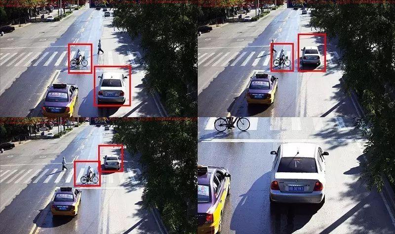 第二批曝光:机动车不礼让行人车辆,看看都有谁!(内附高清图片)