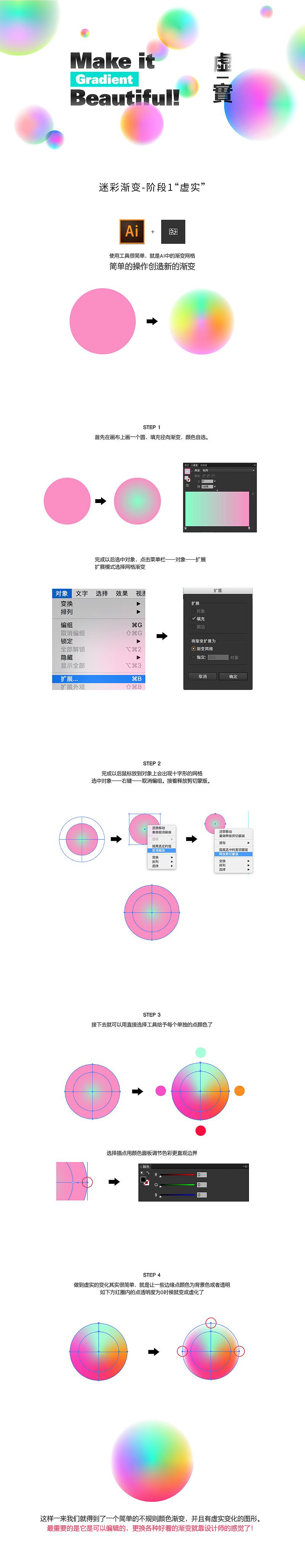 photoshop教程:如何iphoneX壁纸制作