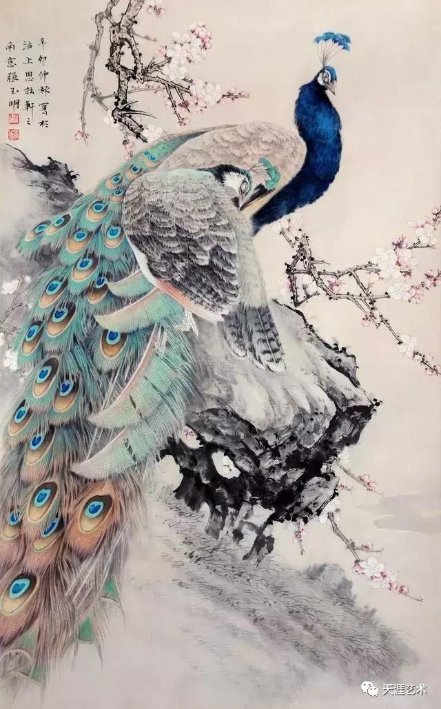 天津市文物公司喜迎十九大 共圆中国梦公益绘