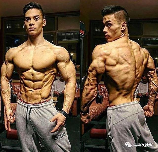 复合训练动作,增肌中不容忽视的训练,王牌中的王牌!
